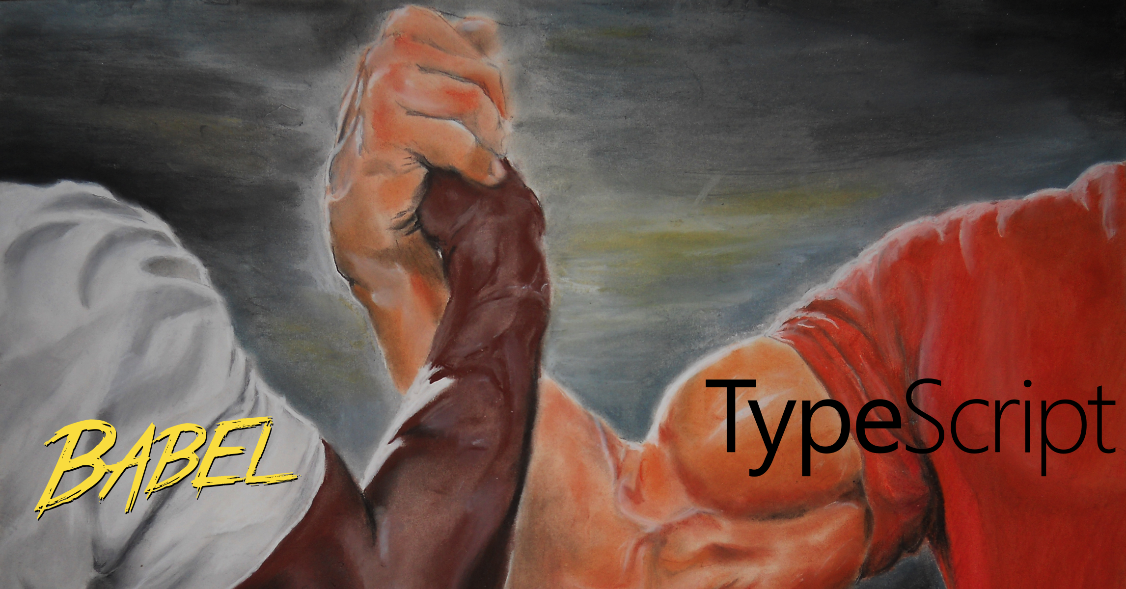 Why combine Babel and TypeScript? · Vincent Tunru com